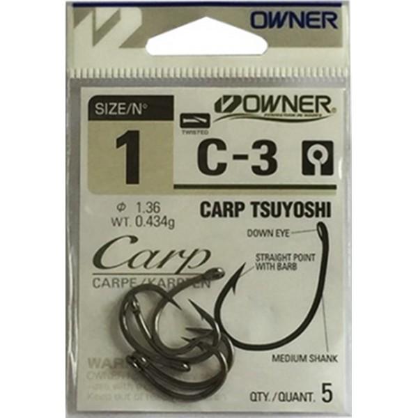 Owner Carp Tsuyoshi C-3