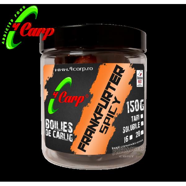 4Carp Francfurter Spicy / Протеинови ...