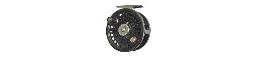 Макари за мухарски риболов и мултипликатори