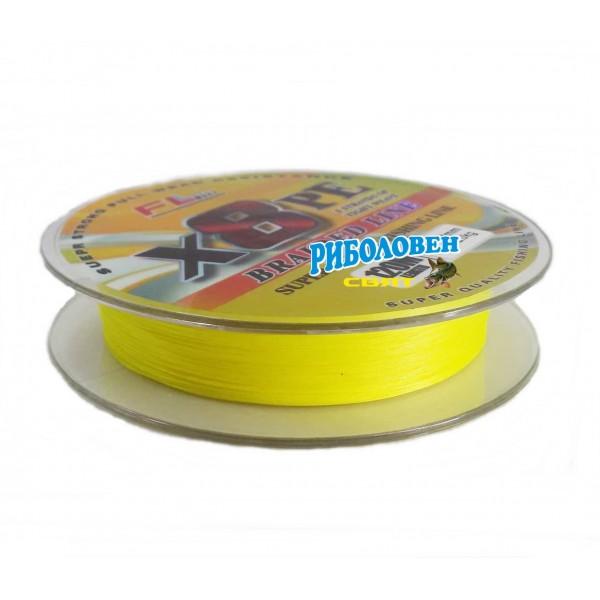 FL Spin X8PE 0, 10мм/ 120м