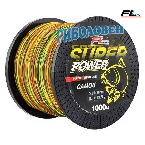 FL Super Power Camou 0, ...
