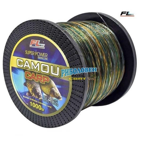 FL Camou Carp 0, 28mm/1000m