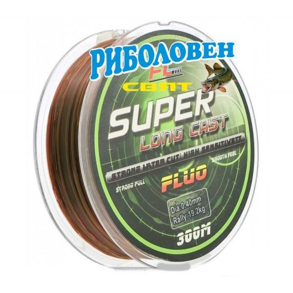 FL Super Long Cast Fluo - ...