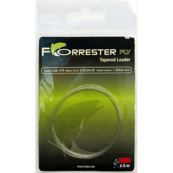 FORRESTER FLY-2X/0, 23мм